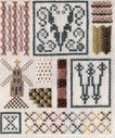 Sampler Of Stitches-Part Eight VWX - DR147